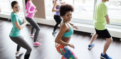 Zumba classes at The Hive Gym, Edgware