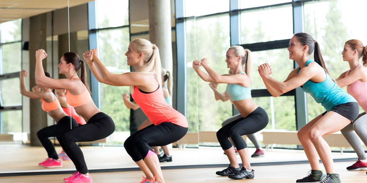 Legs, bums and tums exercise classes at The Hive Gym, Edgware